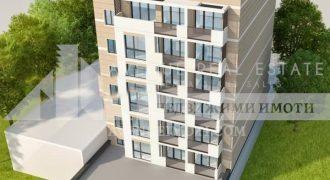 Двустаен апартамент в кв. Кършияка